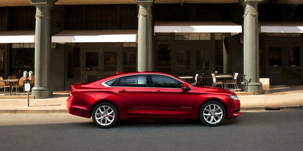 2020 Chevrolet Impala Msrp Exterior And