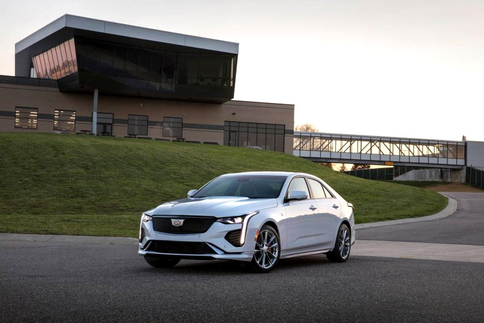 cadillac ct4 2020 Release