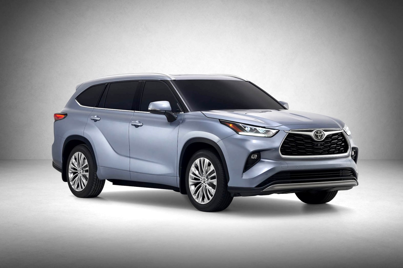 toyota highlander 2020 review Configurations