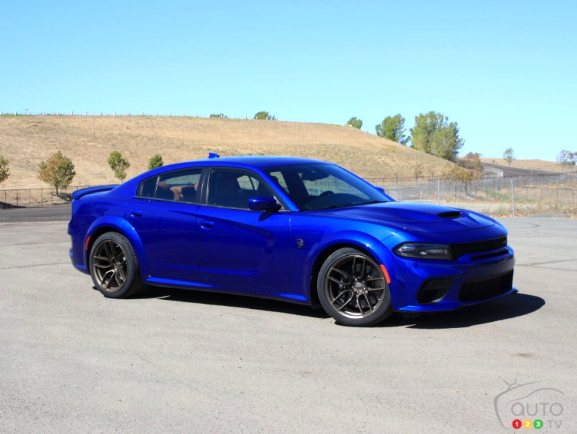 2020 dodge charger Photos