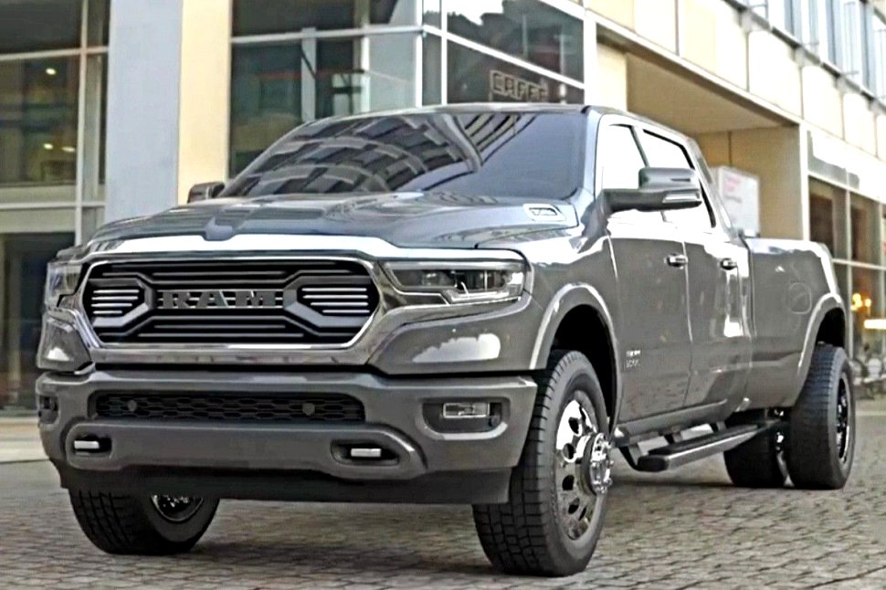 2020 dodge ram images First Drive