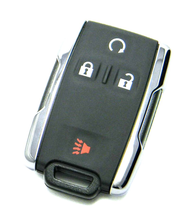 2020 GMC key fob battery replacement Model
