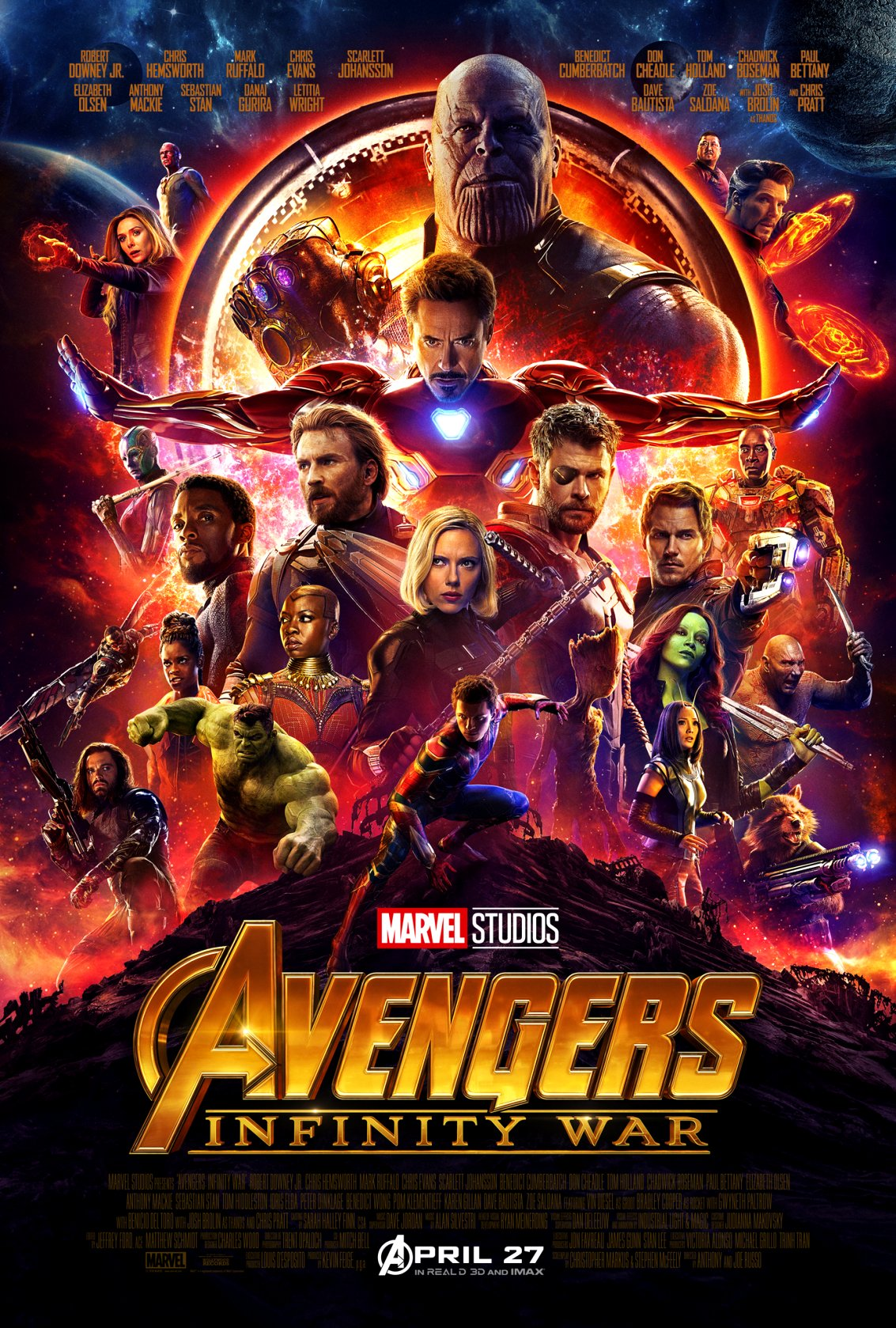 2020 infinity war trailer New Review