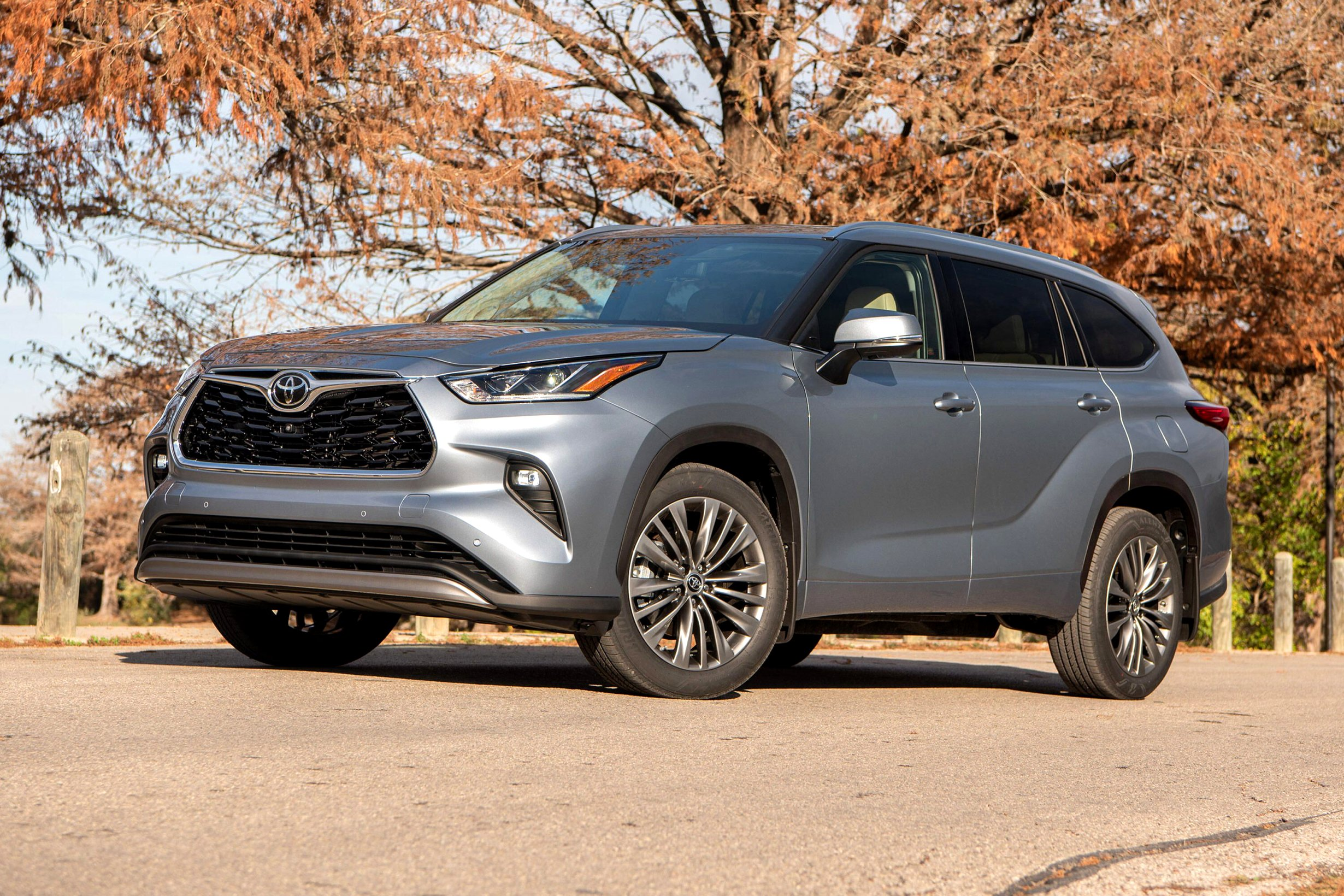 2020 toyota highlander review Performance