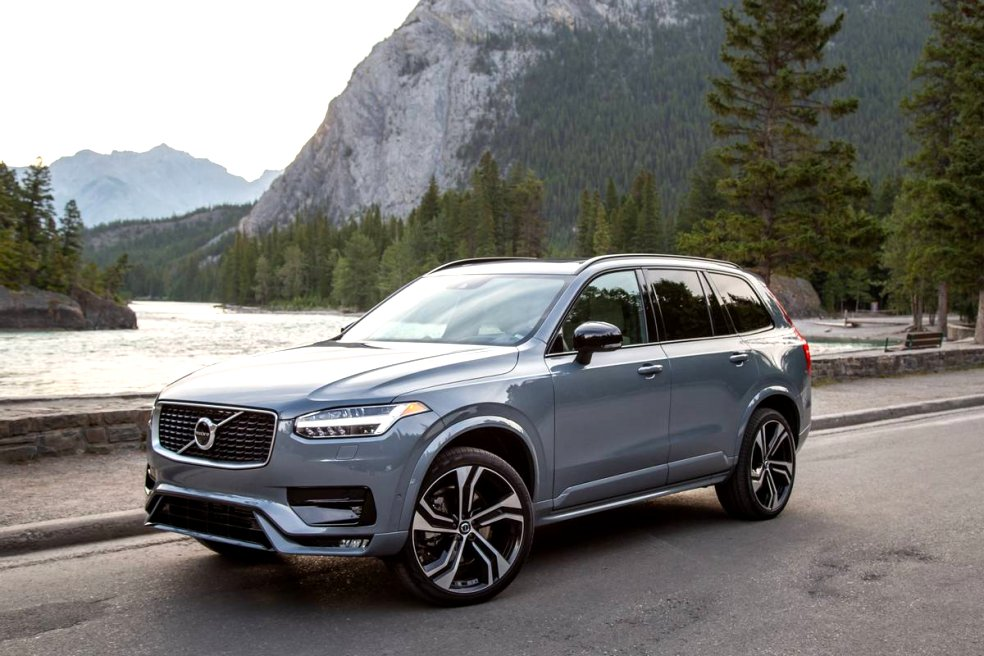 2020 volvo SUV Review and Release date
