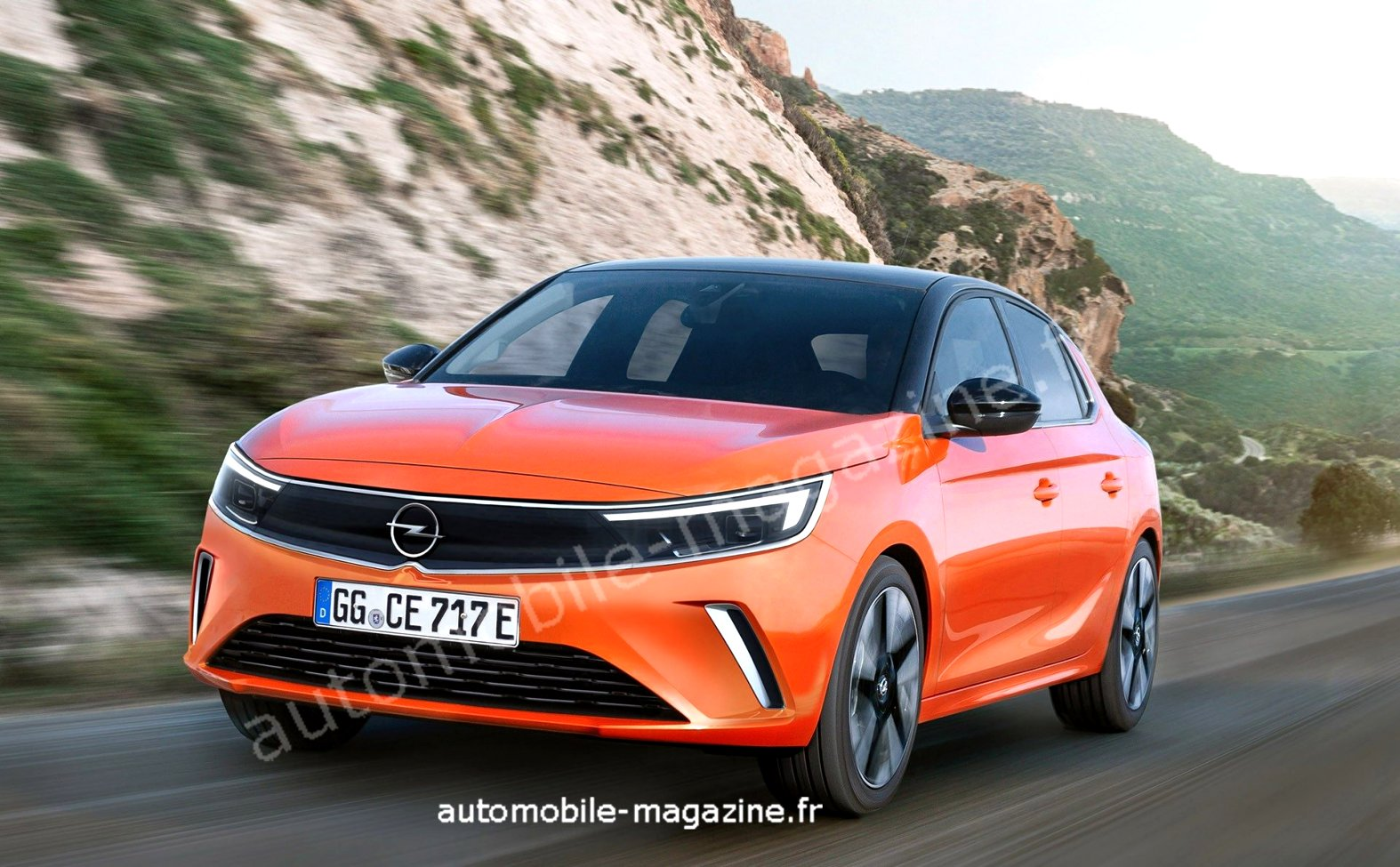 opel big event 2020 Concept and Review
