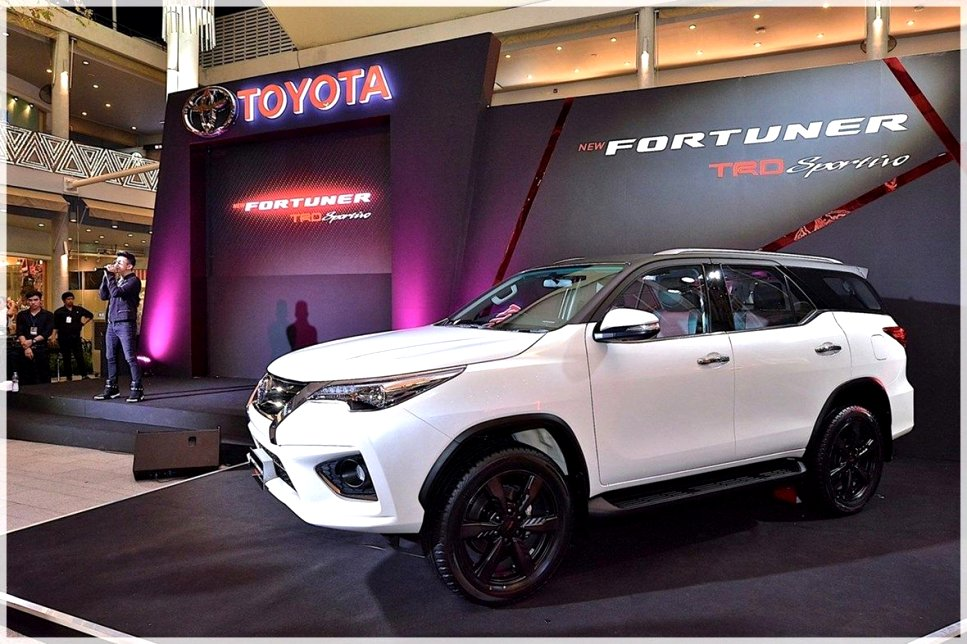 toyota new fortuner 2020 Specs and Review