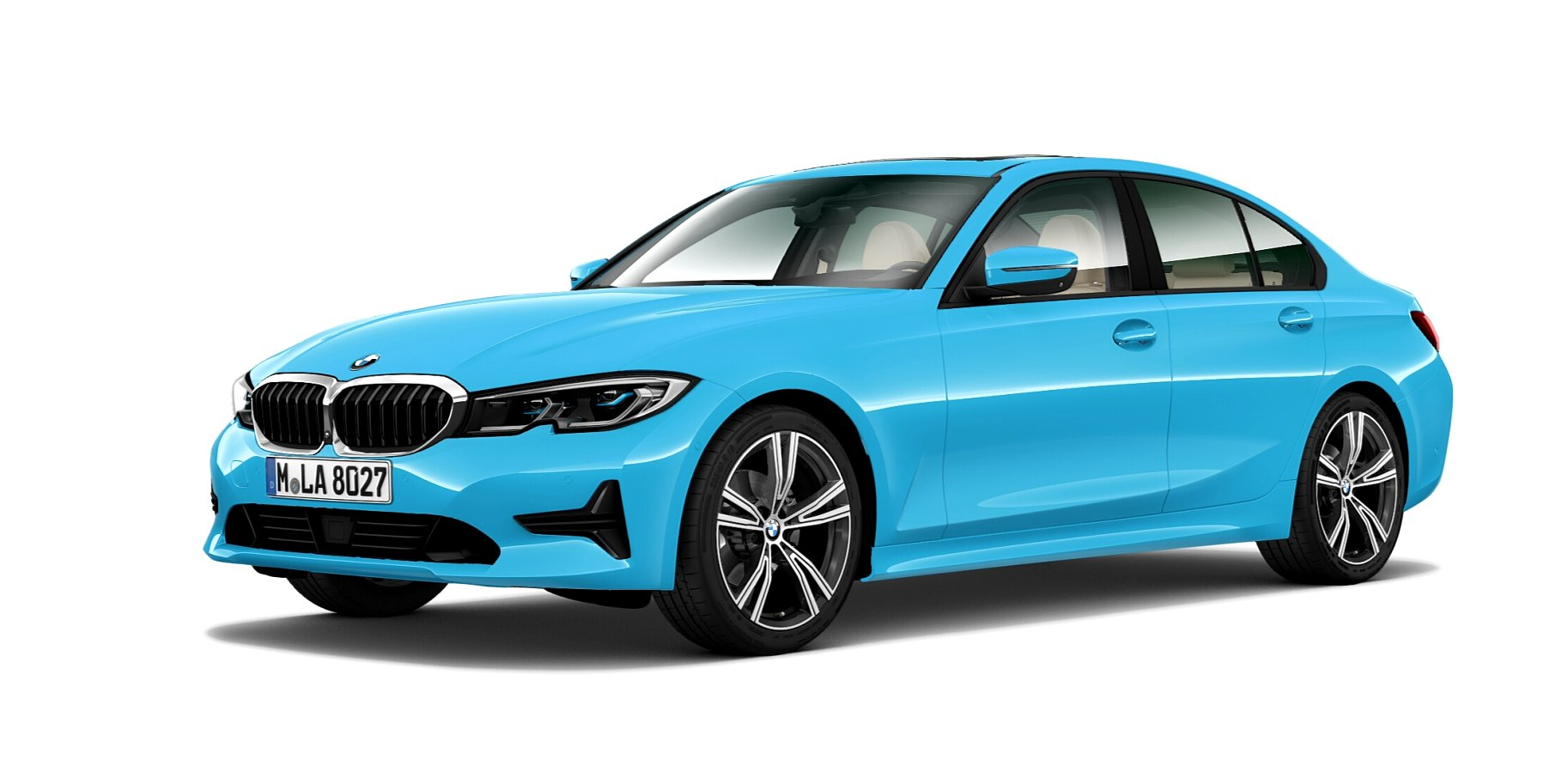 2020 BMW blue colors Release Date