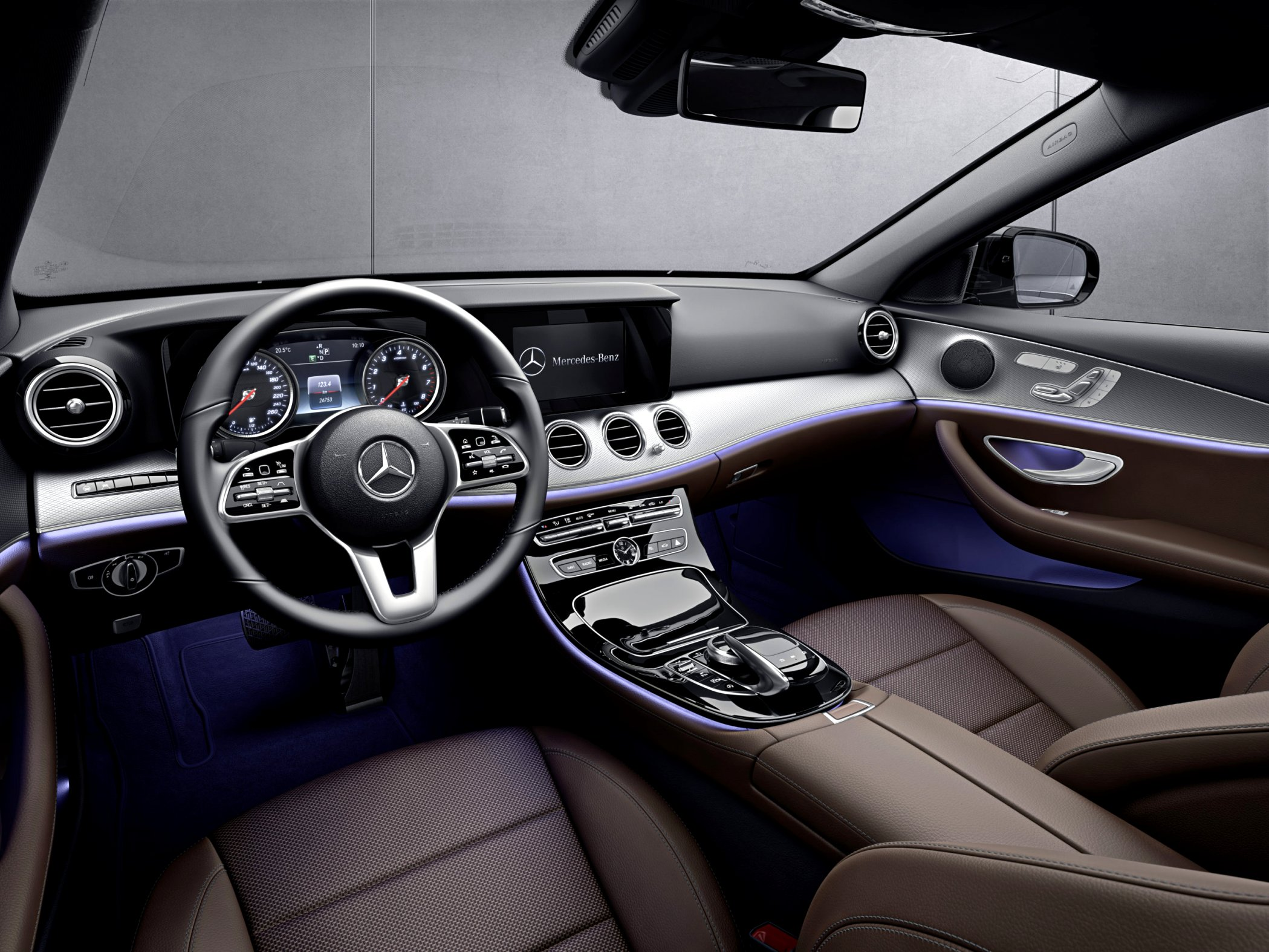 2020 mercedes a class interior Spesification