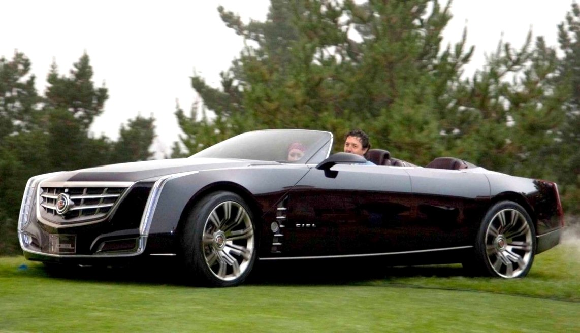 cadillac convertible 2020 Overview