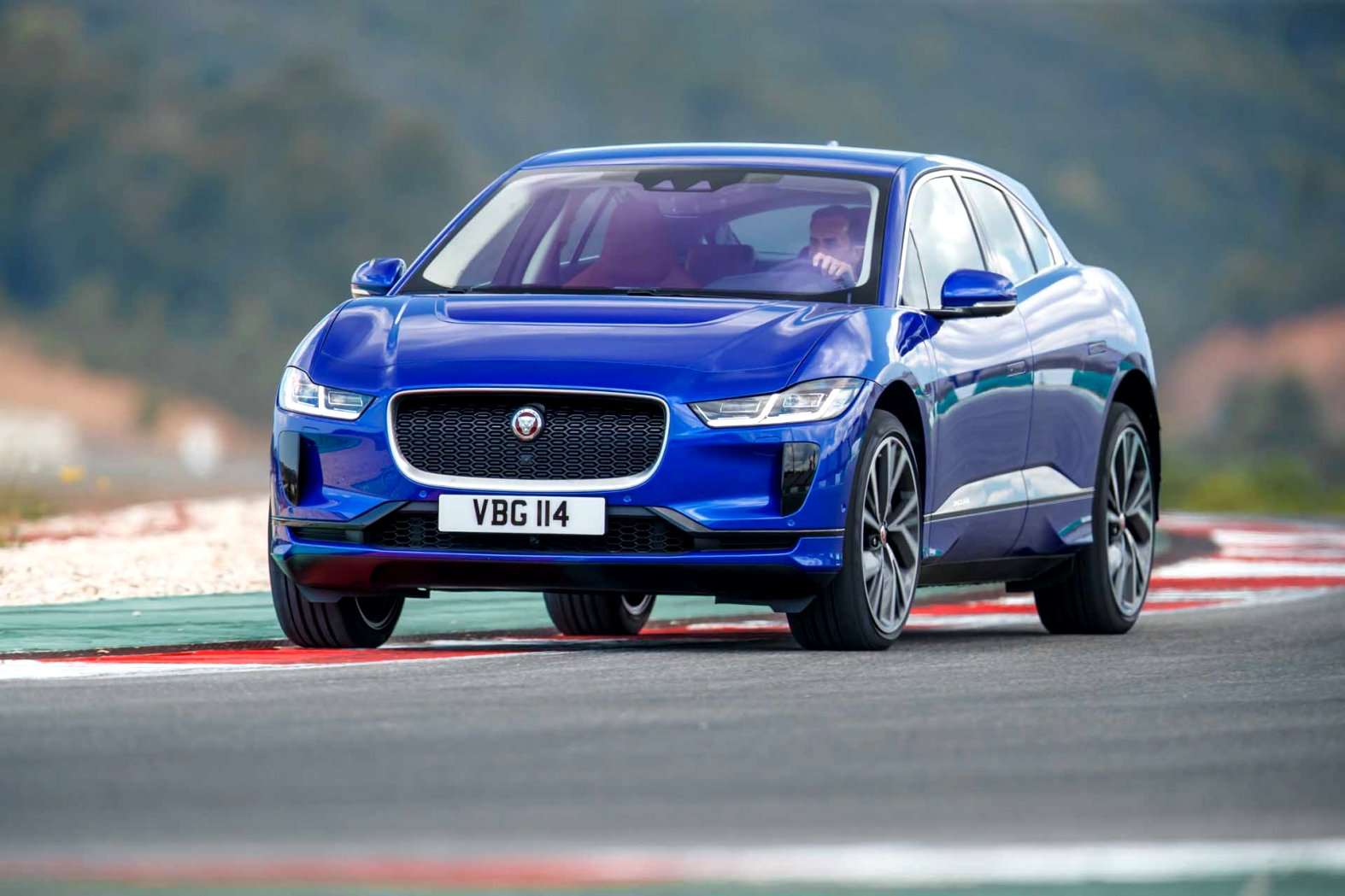 jaguar i pace review 2020 New Model and Performance