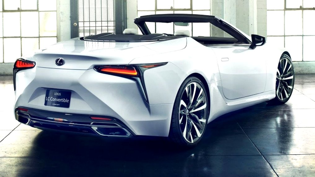 lexus two door coupe 2020 Redesign and Review