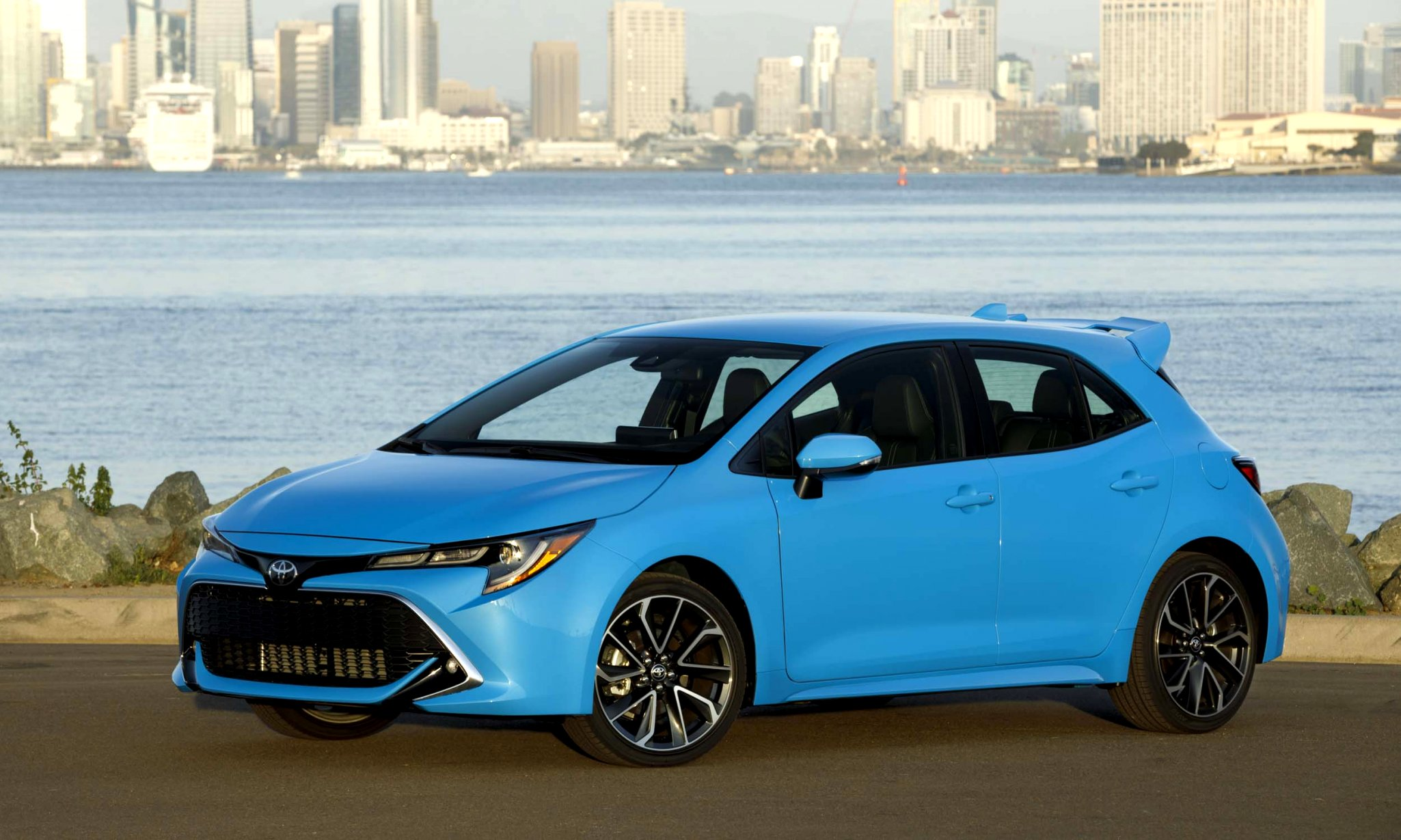 toyota corolla hatchback 2020 Reviews