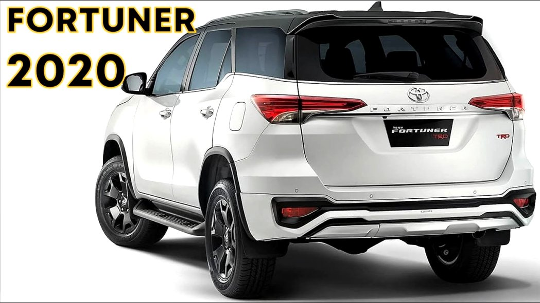 toyota new fortuner 2020 Picture