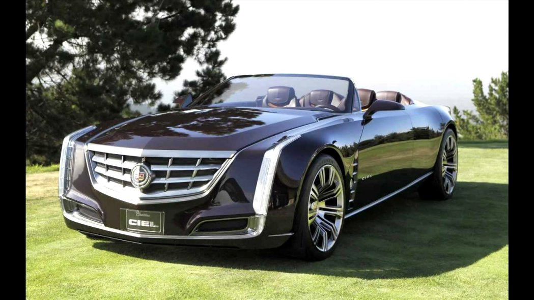 cadillac convertible 2020 Photos