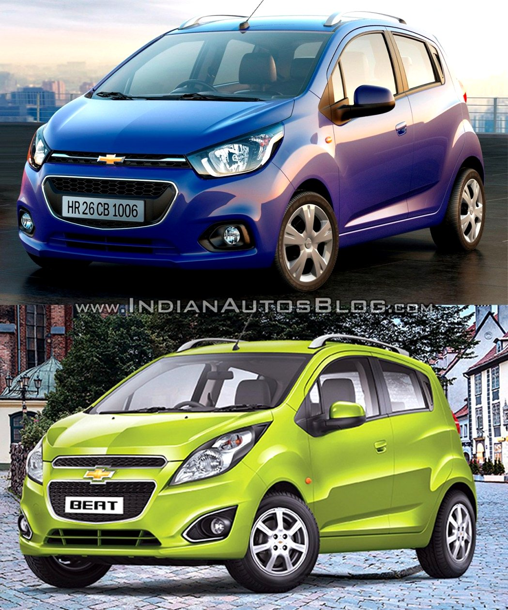 chevrolet beat 2020 Ratings