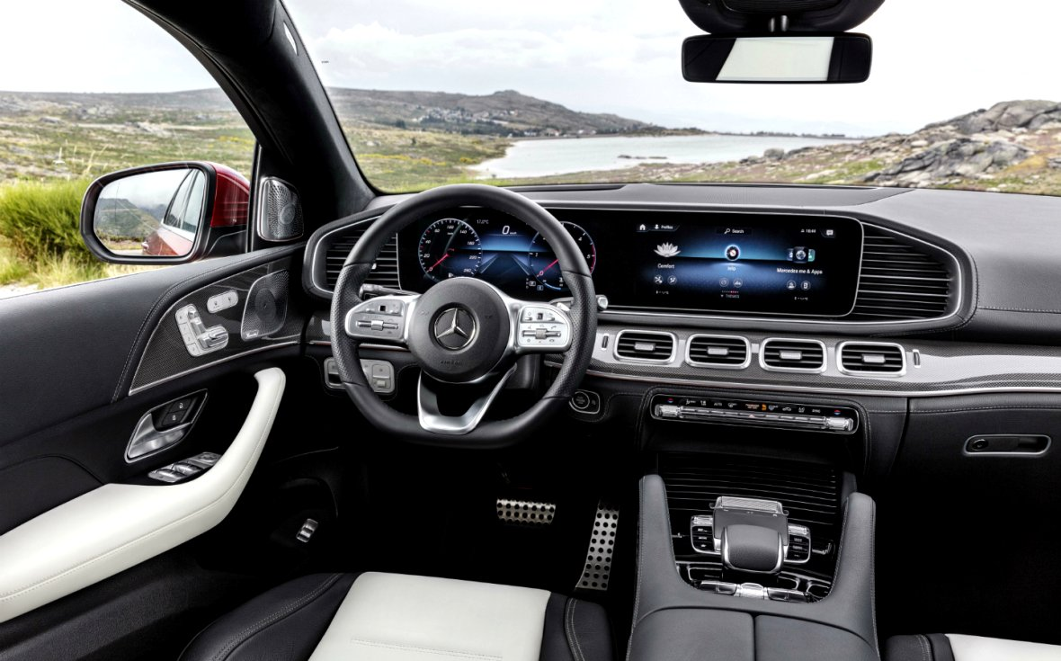 mercedes gle 2020 release date History