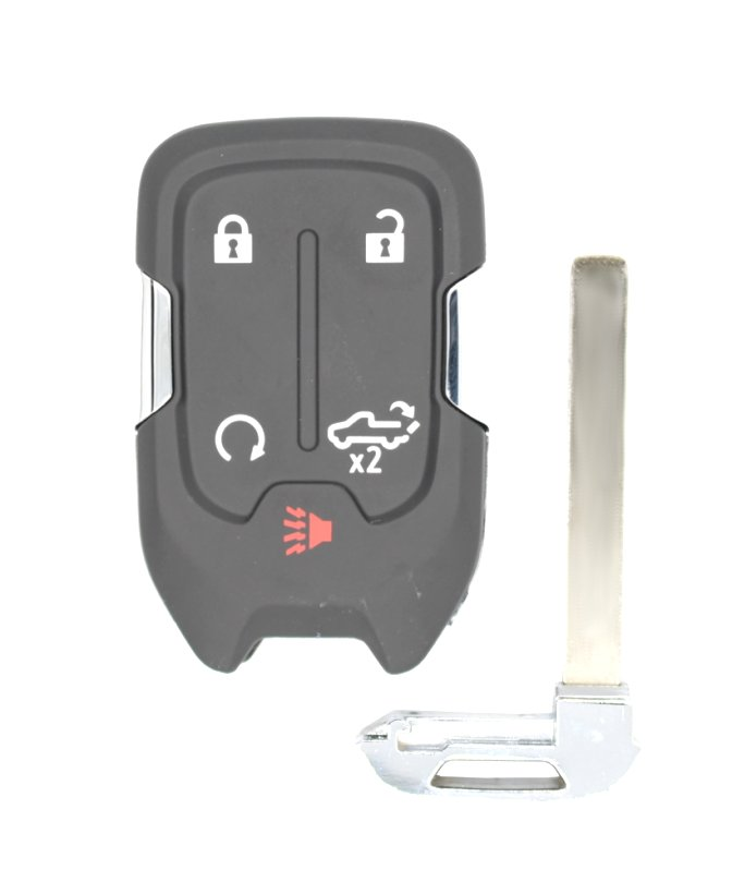 2020 GMC key fob battery replacement Performance and New Engine