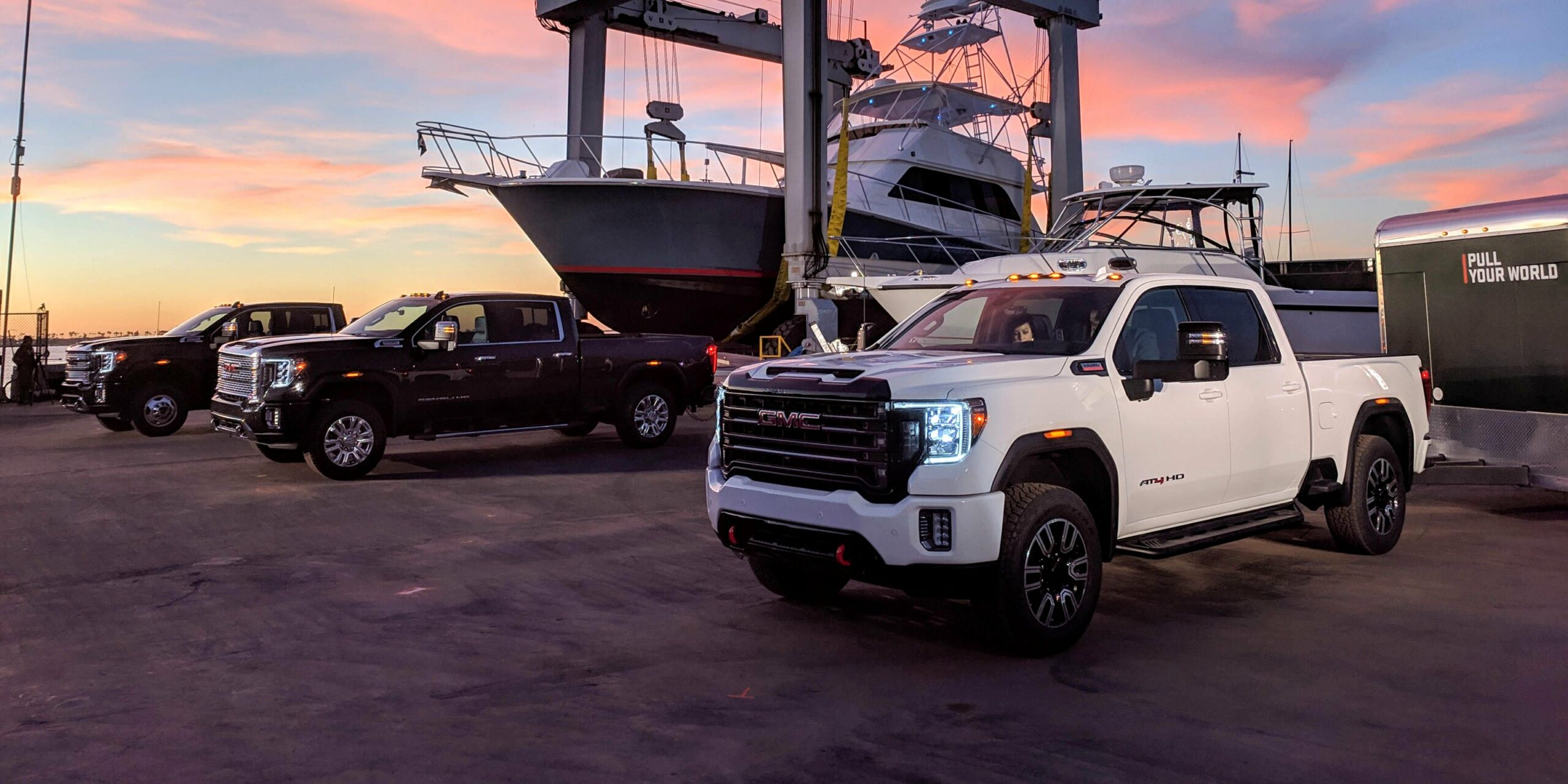 2020 GMC lineup Overview