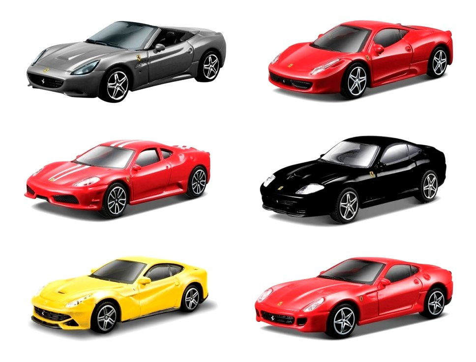 ferrari gt collection clarin 2020 New Review