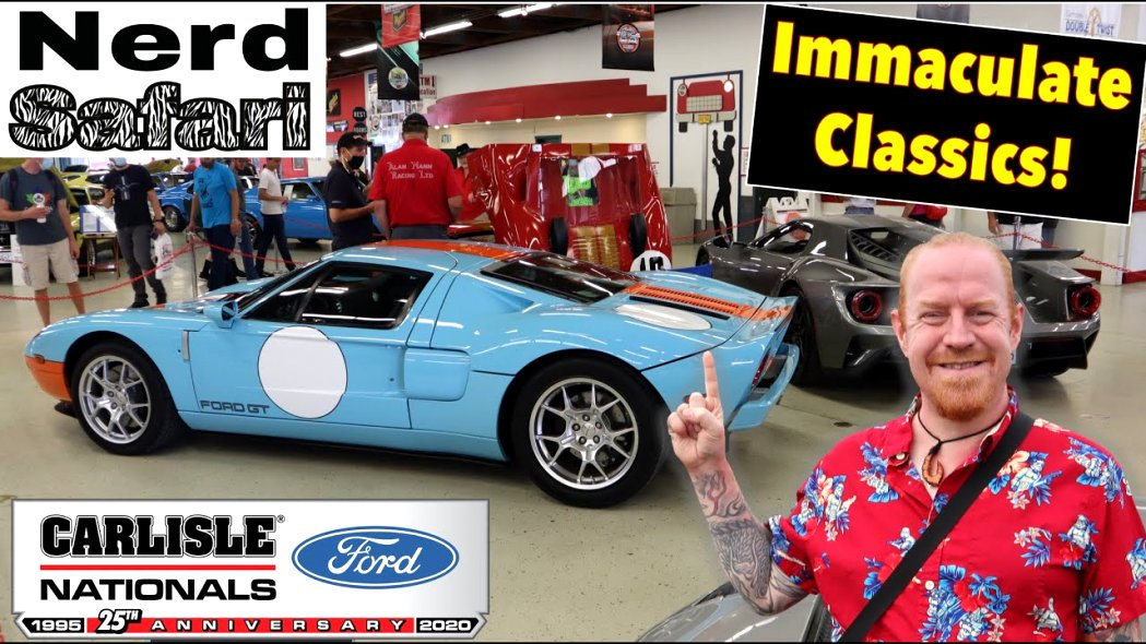 ford nationals 2020 Redesign and Concept