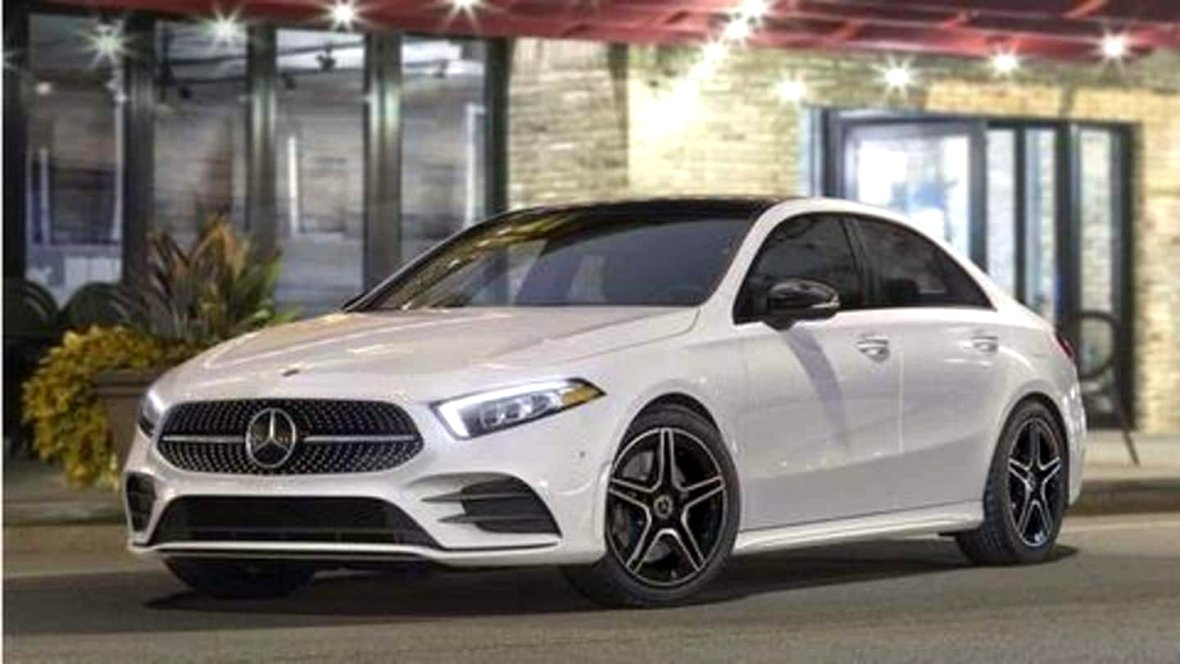 mercedes a sedan 2020 Redesign and Review