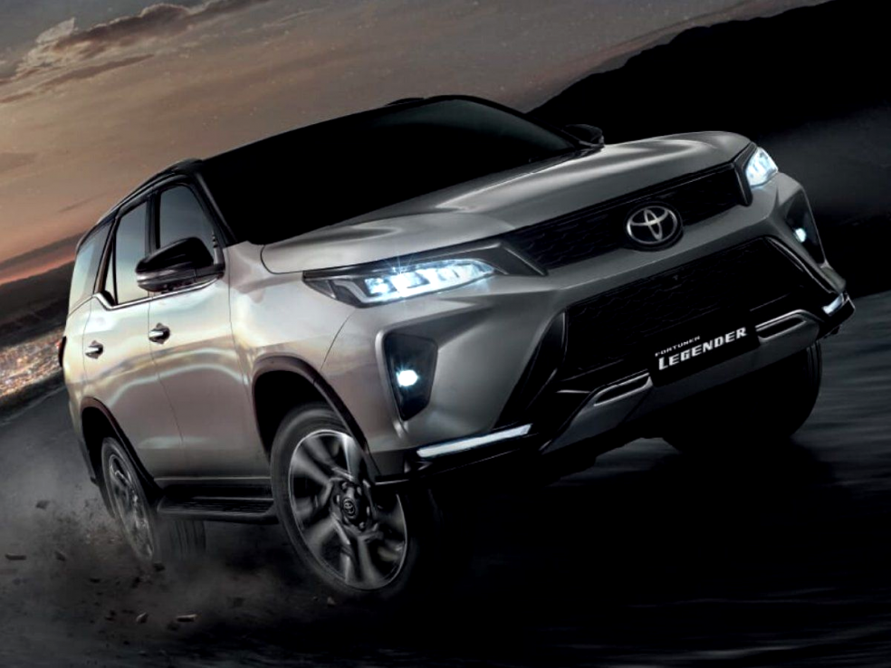 toyota new fortuner 2020 Concept