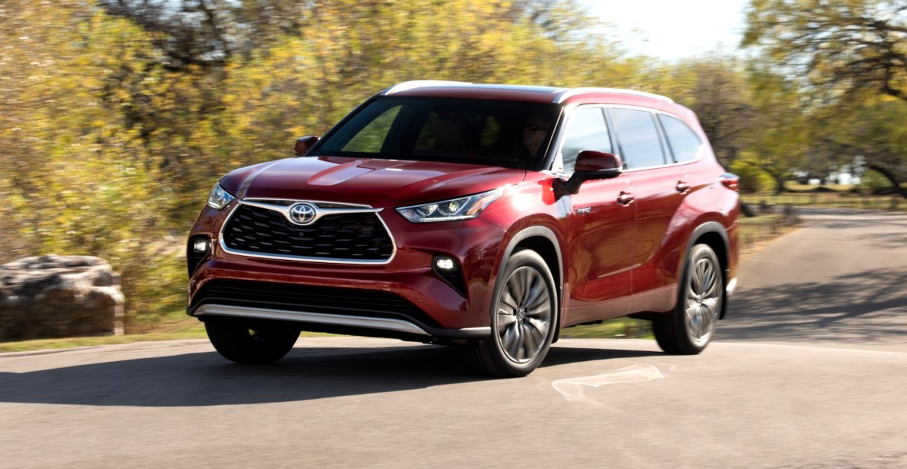 2020 toyota highlander review New Concept