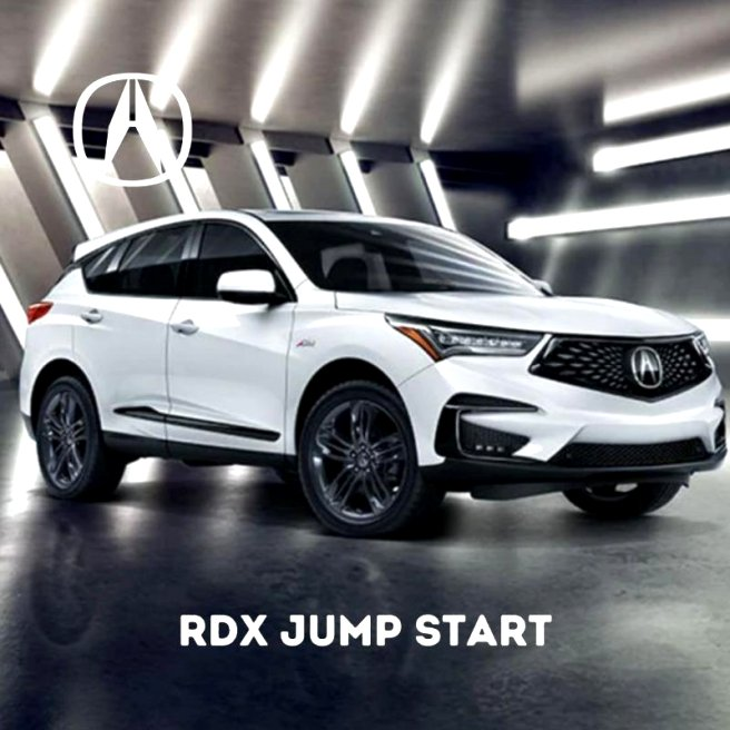 2020 acura rdx jump start Research New