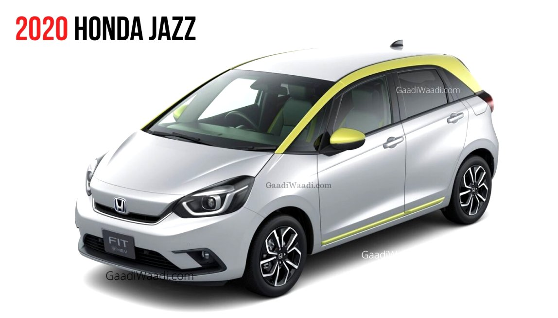 honda fit 2020 price Release