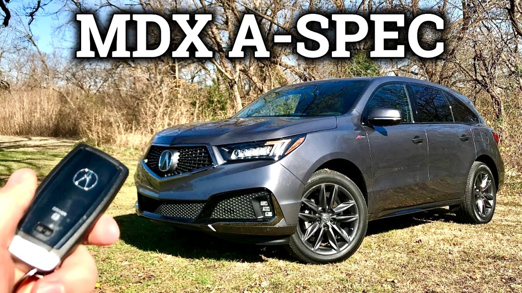 2020 acura mdx youtube Review and Release date