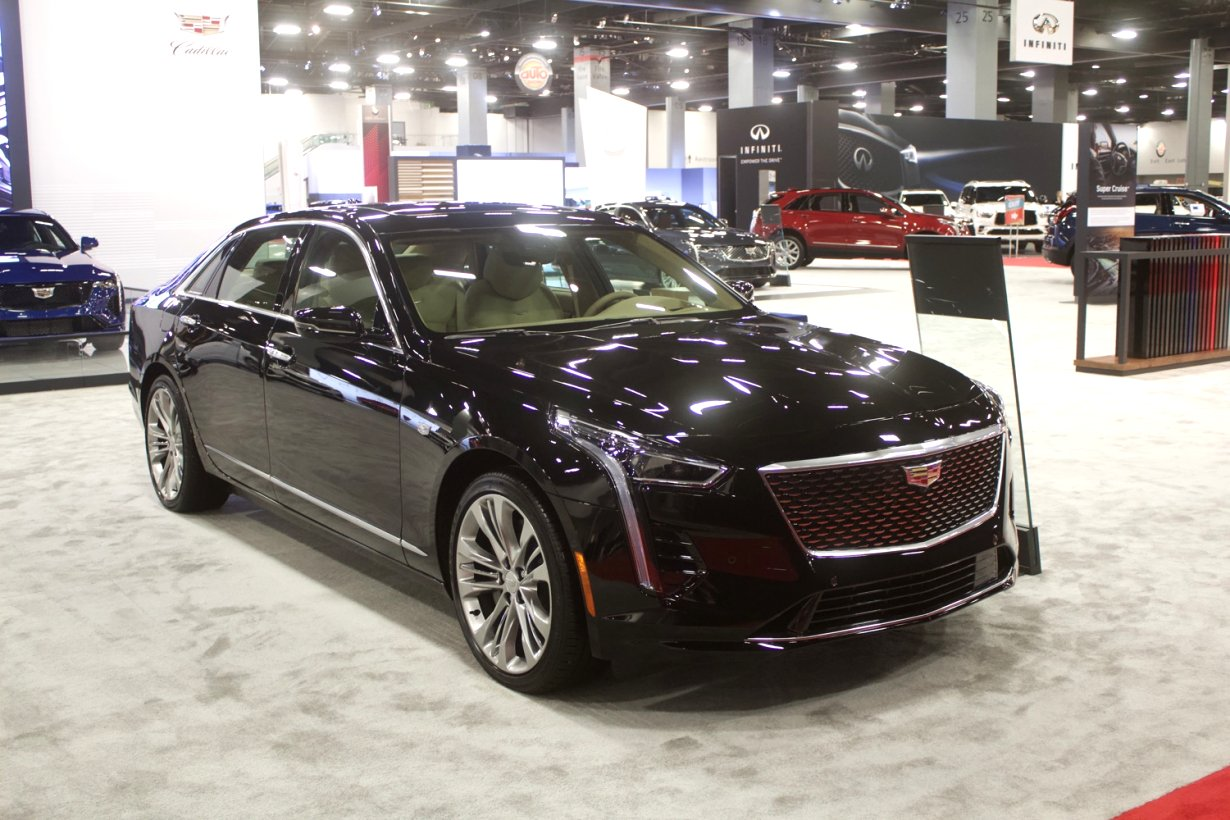 cadillac rv show 2020 Images