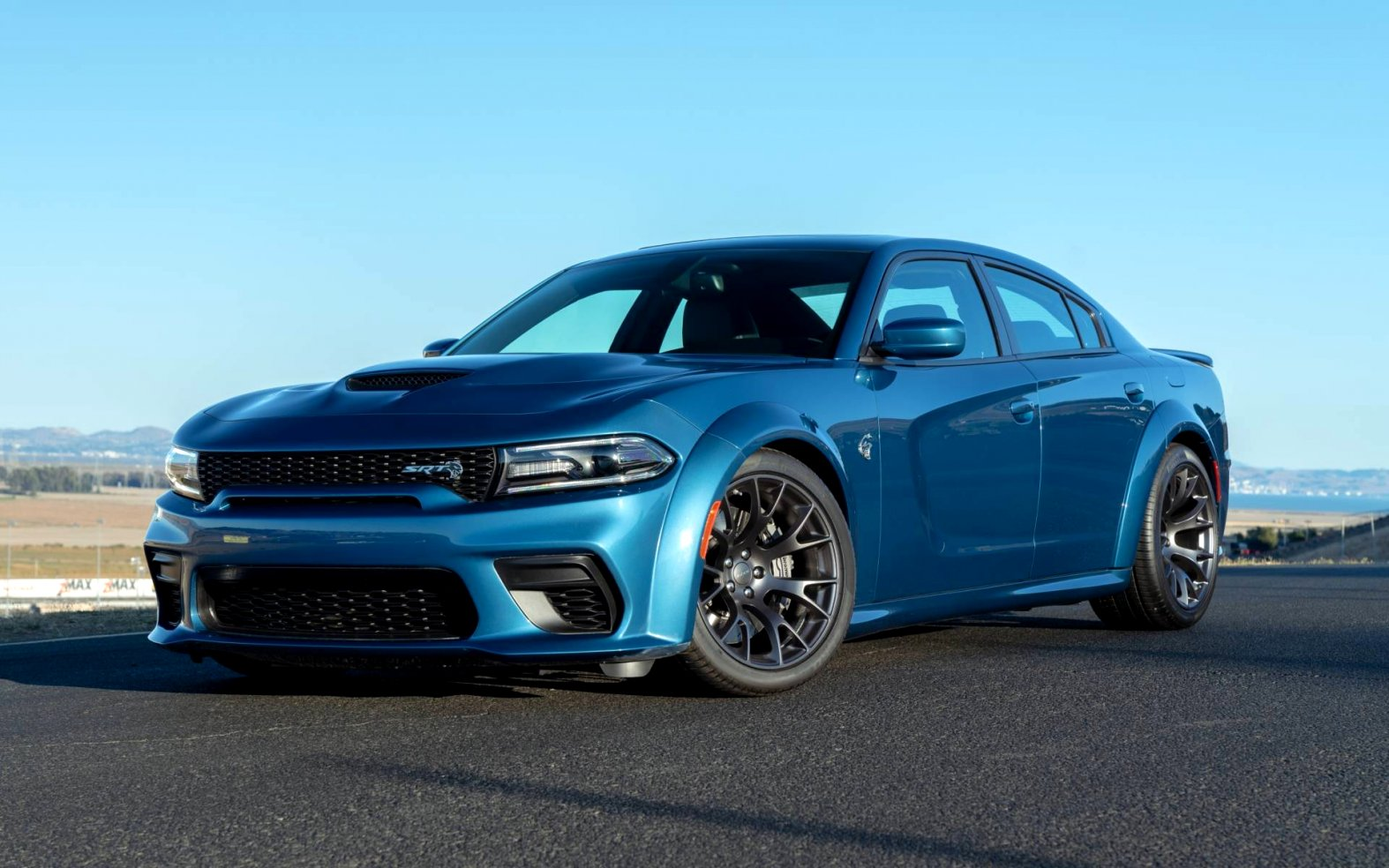 2020 dodge charger Release