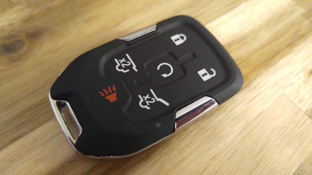 2020 GMC key fob battery replacement Reviews