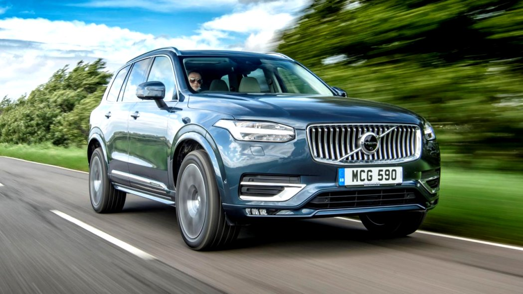 2020 volvo mpg Images
