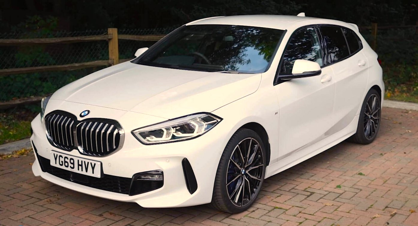 BMW new 1 series 2020 Pictures