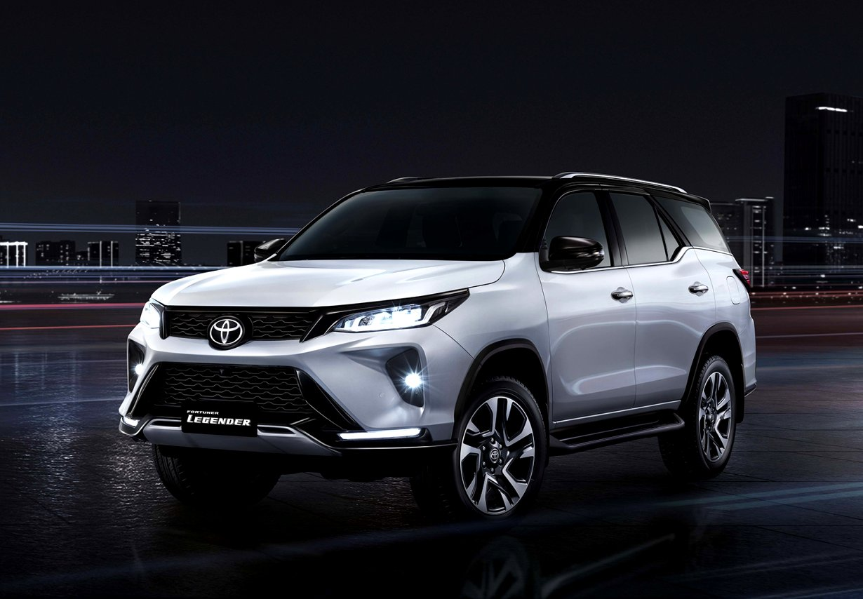 toyota new fortuner 2020 Redesign and Concept