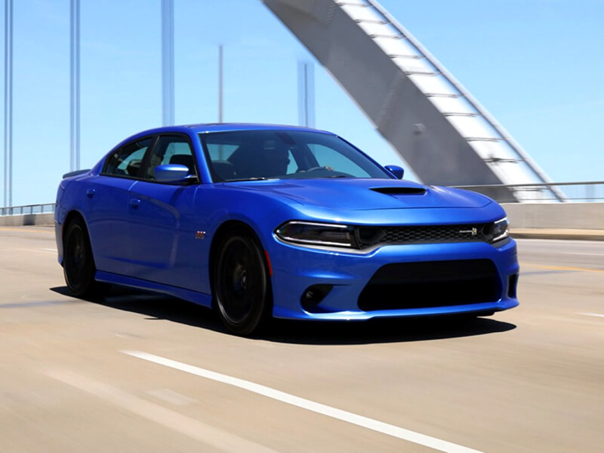 2020 dodge charger Spy Shoot