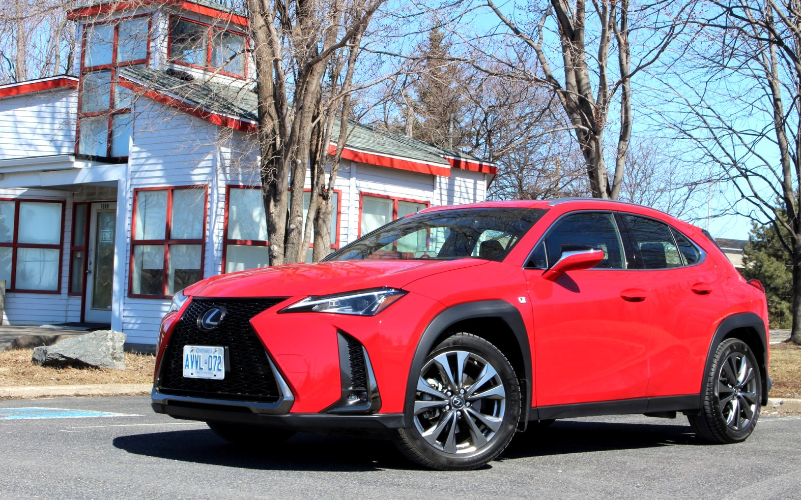 2020 lexus ux 200 Review and Release date