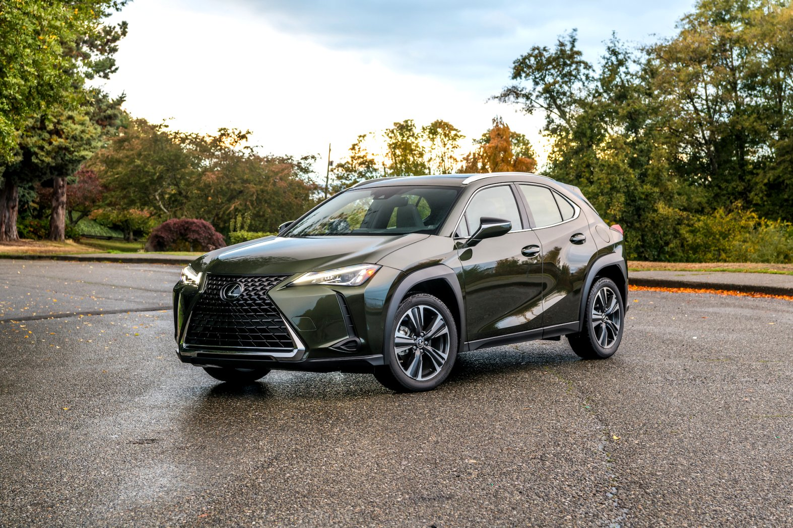 2020 lexus ux review First Drive