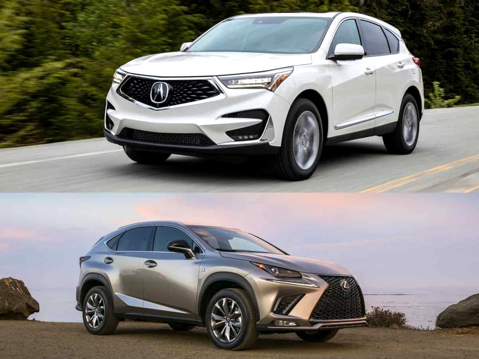 acura vs lexus 2020 Concept and Review