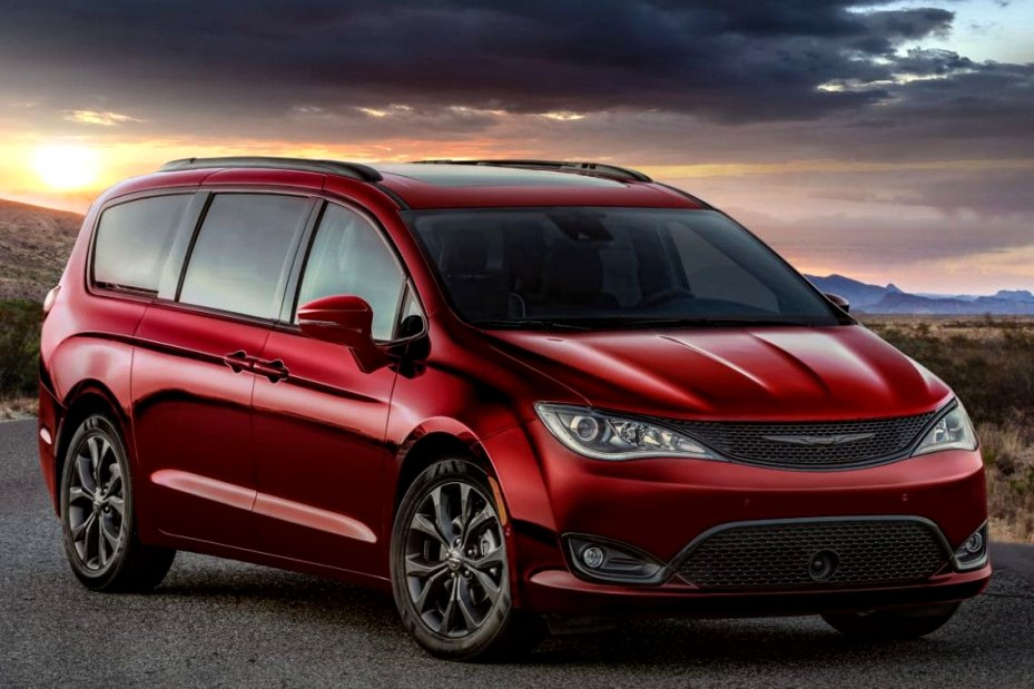 dodge caravan 2020 Spy Shoot