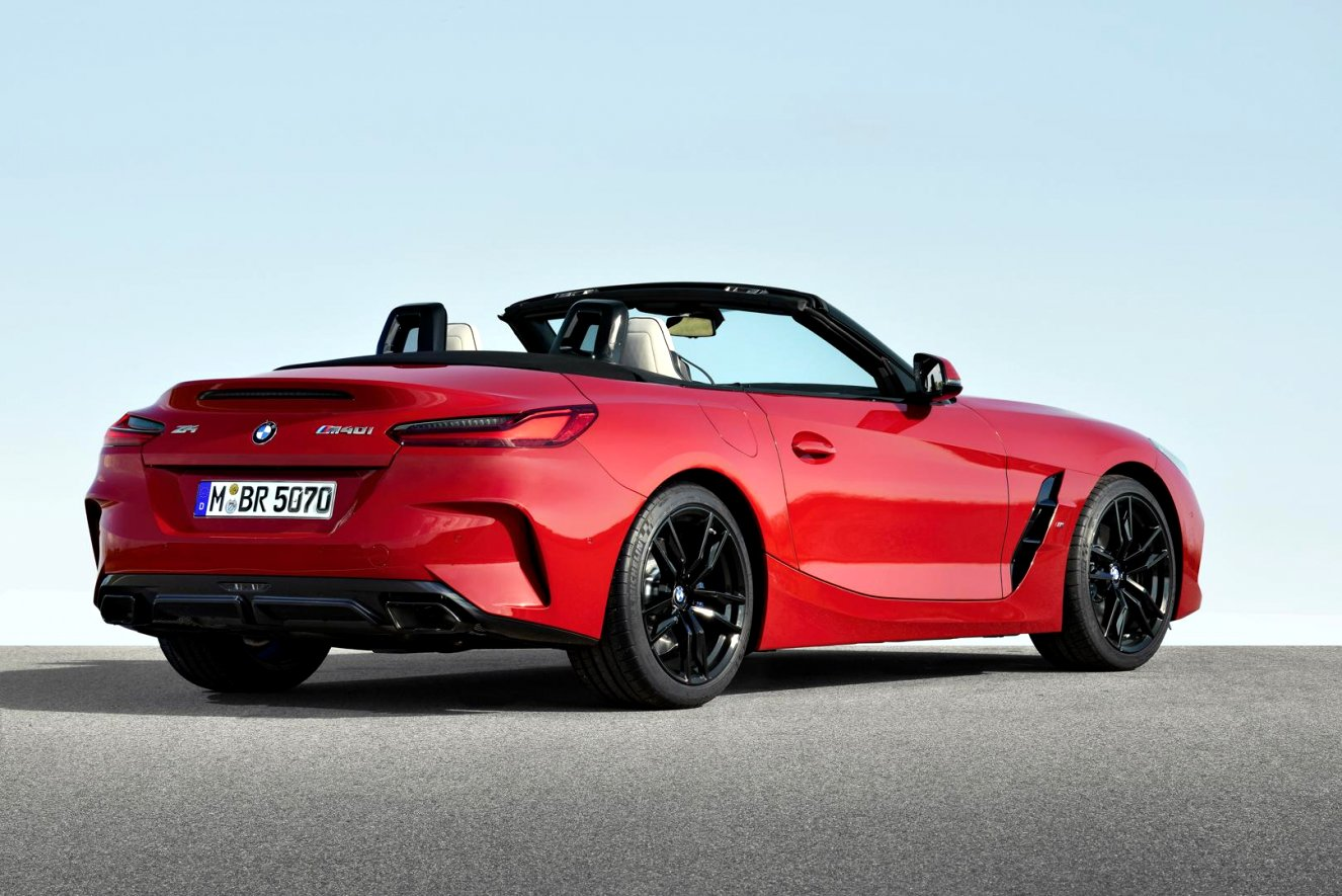 2020 BMW z4 review Release Date