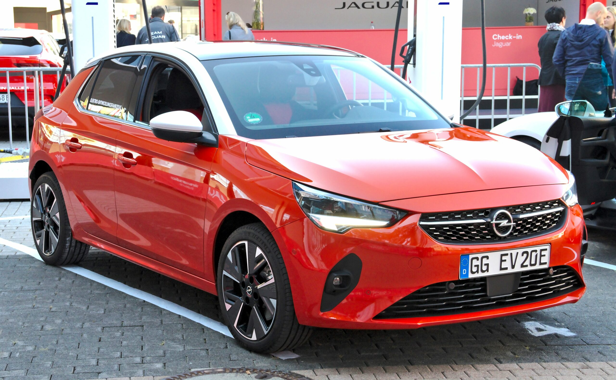 opel big event 2020 Performance and New Engine