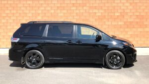 toyota minivan 2020 Redesign and Review