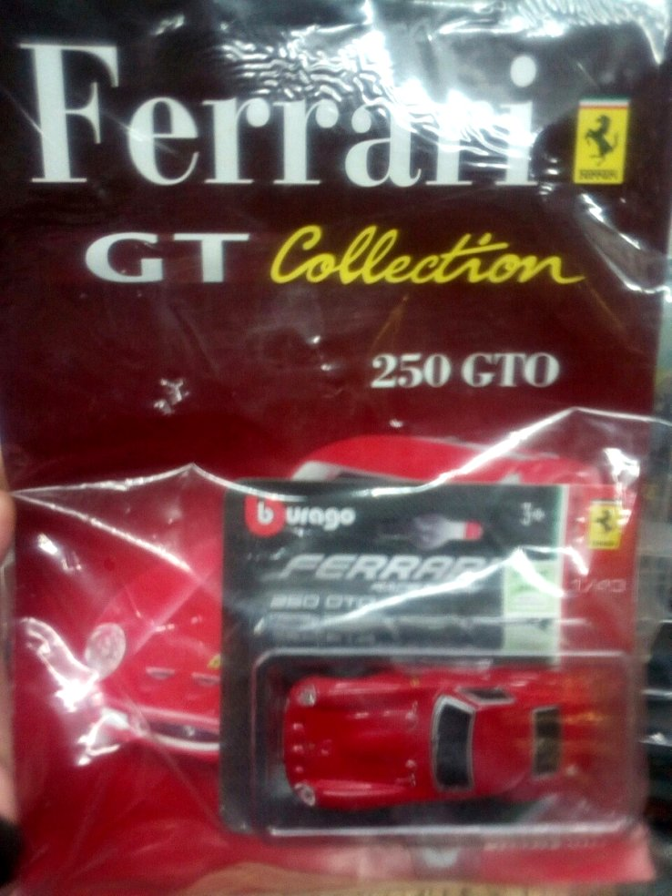 ferrari gt collection clarin 2020 Pricing