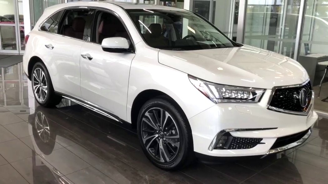 2020 acura mdx youtube Pictures