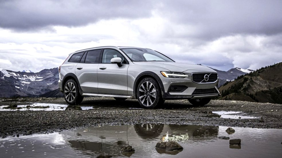 2020 volvo mpg Research New