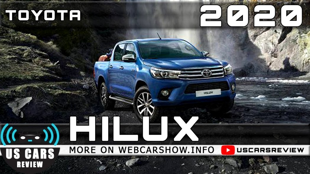 toyota hilux 2020 price philippines New Concept