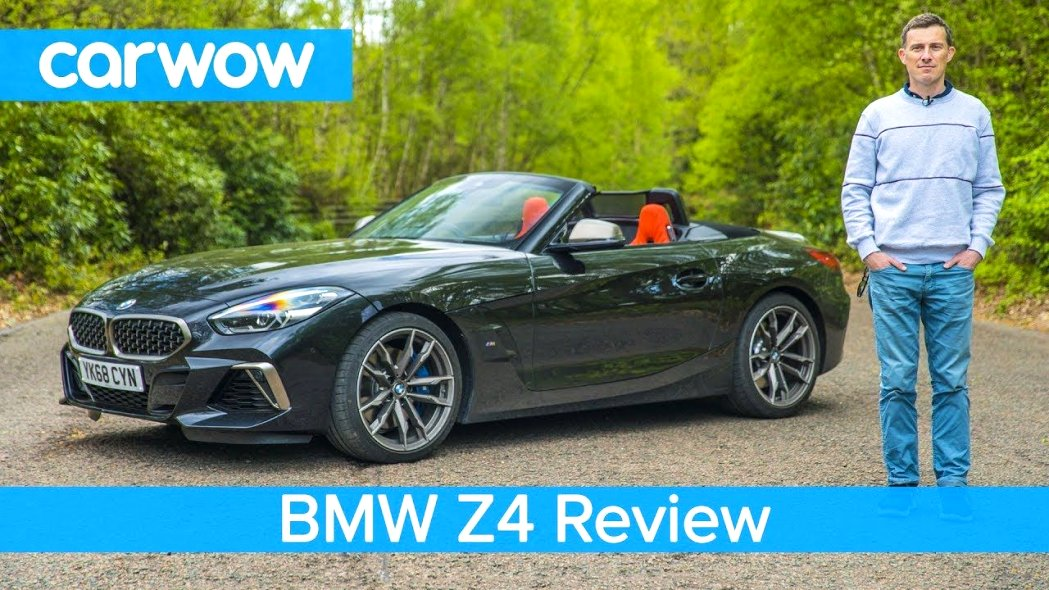 2020 BMW z4 review Overview